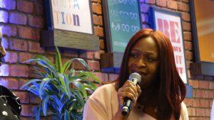 Carrie Timms, Unilever U.K. Media Director
